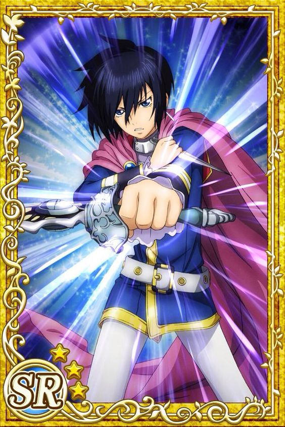 Leon Magnus Tales of Destiny