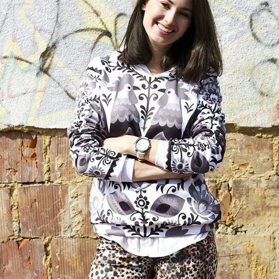 BOOM-Wear - Biggest european All-Over-Print fashion online store.  This fab #Folklore sweatshirt for 56EUR / 39GBP to buy from:  @ WWW.BOOM-WEAR.COM @  #alloverprint #dopeclothing #dopefashion #coolclothes #coollook #fullprint #uniquefashion #uniquelook teenfashion #fashionstudent #emofashion #emolook #emostyle #geekfashion #geeklook #geekstyle #girlfashion #coolfashion #ravewear #dancewear #bloggerfashion #jugendmode #geekmode #emomode #berlinfashion #londonfashion