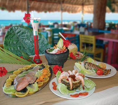 Cozumel and beaches on pinterest for All inclusive food and drink resorts