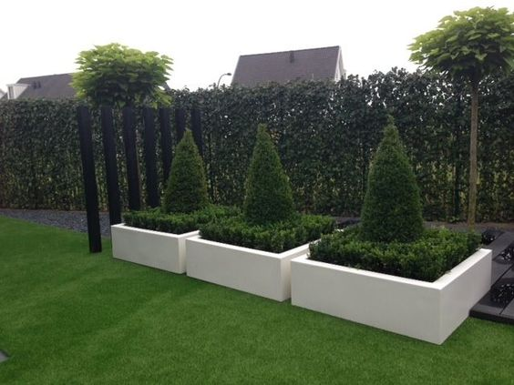 potmaat planters netherlands ontwerp helsen tuinen modern garden design pinterest. Black Bedroom Furniture Sets. Home Design Ideas