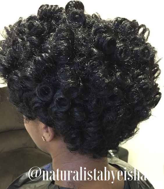 Crochet Braids On Tapered Cut : ... crochet hair crochet braod and more crochet braids braids crochet hair