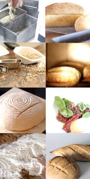 C mo aprender a hacer pan el amasadero panes pinterest - El amasadero ...