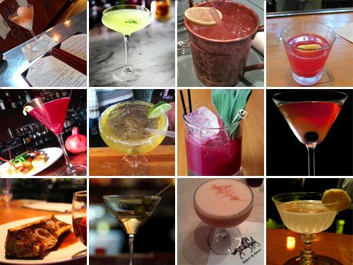 The Most Iconic Drinks Across the Eater Universe