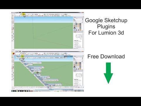 Google Sketchup Plugin For Lumion 3d