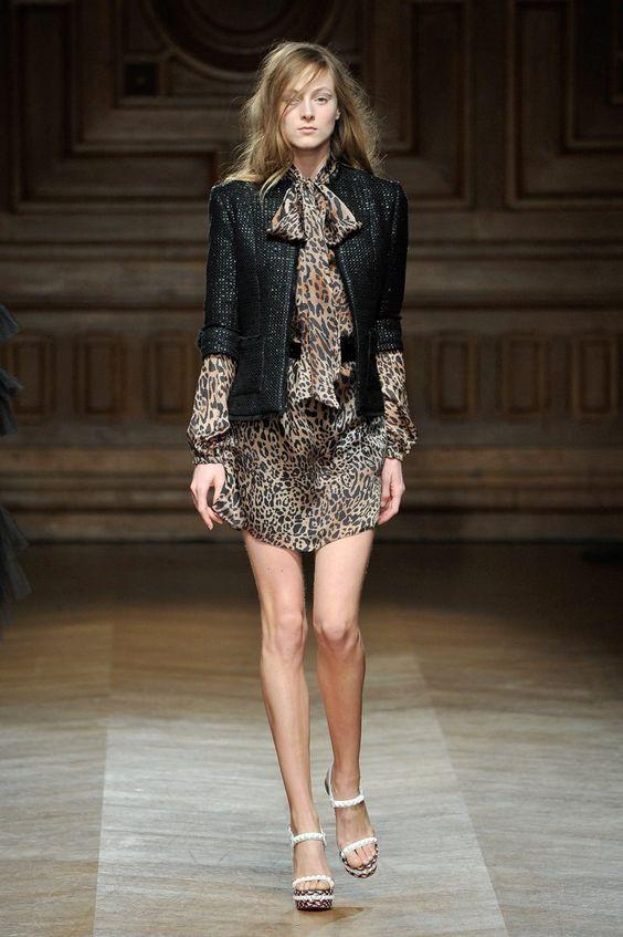 Pin for Later: Best of de la Fashion Week de Paris YDE Printemps/Été 2016