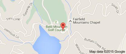 Map of Rumbling Bald Resort
