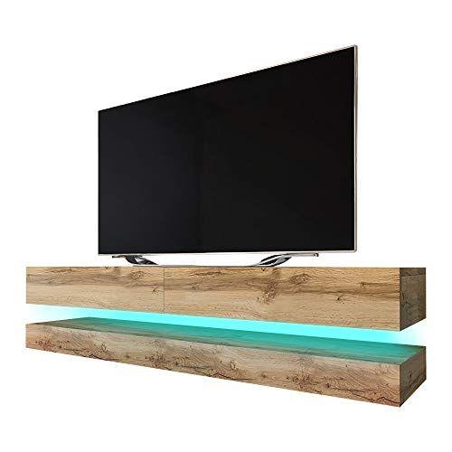 aviator meuble tv suspendu table