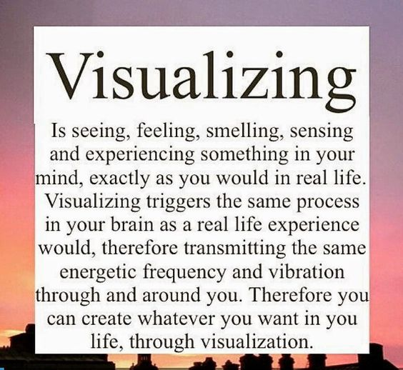 The Portal of Light: The Power of Visualization