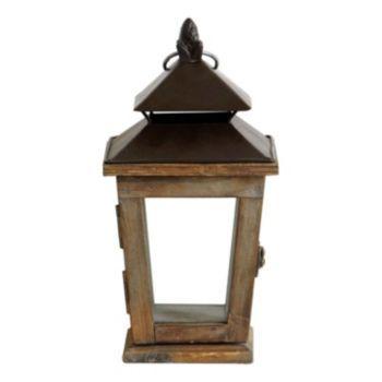 SONOMA life + style  Classic Wood Lantern