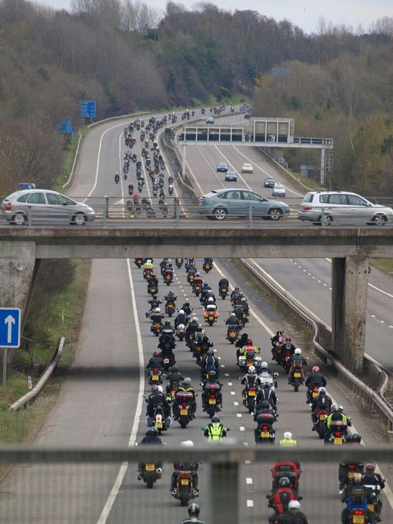 Ride For Life 21/04/2013
