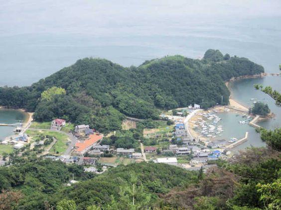 三原郷土史木曜会 連載「向島の町史」の現地を訪ねる