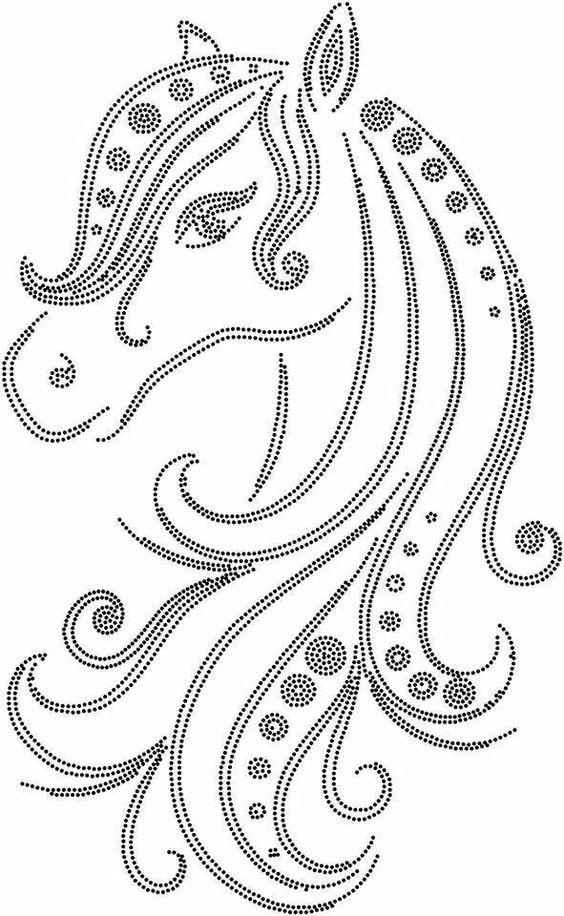 الحصان: