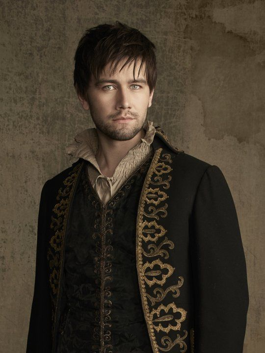Wait! We have no men in the show. But the men of Reign are just hot. Reign (TV show) Torrance Coombs as Bash