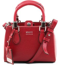 BABY TOTE RED