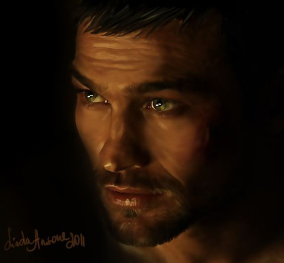 Wow, this is so beautiful I could cry. #Spartacus #AndyWhitfield
