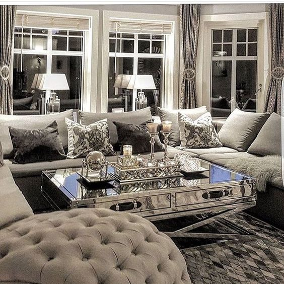 Flawless Luxury Family Room