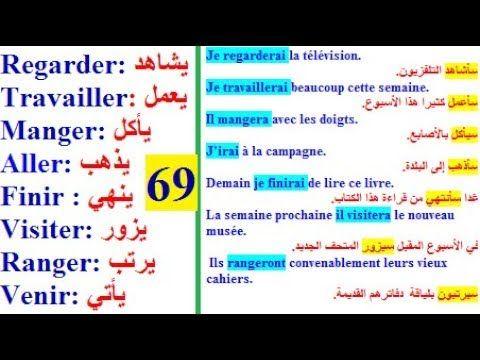تعلم اللغة الفرنسية للأطفال و المبتدئين تطبيق اللغة الفرنسية شرح Futur عن طريق الجمل الفرنسية Youtube French Language Language Airline