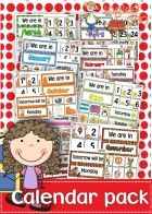 Calendar follow up worksheets - Inglés 360° | Labor Day Style Sale | CurrClick