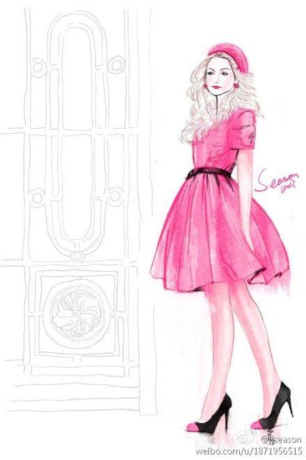 jjseason:love pink - 微博精選 - 微博台灣站