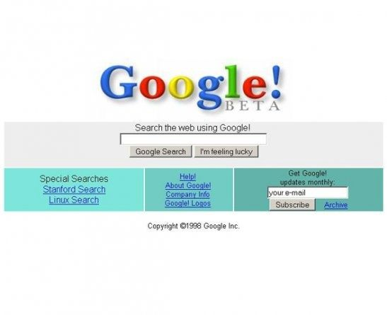 Menudo cambio google