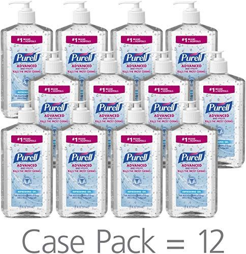 Enjoy Exclusive For Purell Advanced Hand Sanitizer Refreshing Gel