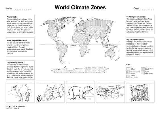 world climate zones for kids worksheets google search geografi pinterest kid world and. Black Bedroom Furniture Sets. Home Design Ideas