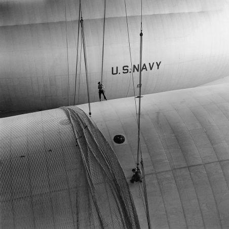 US Navy Zeppelins, 1955