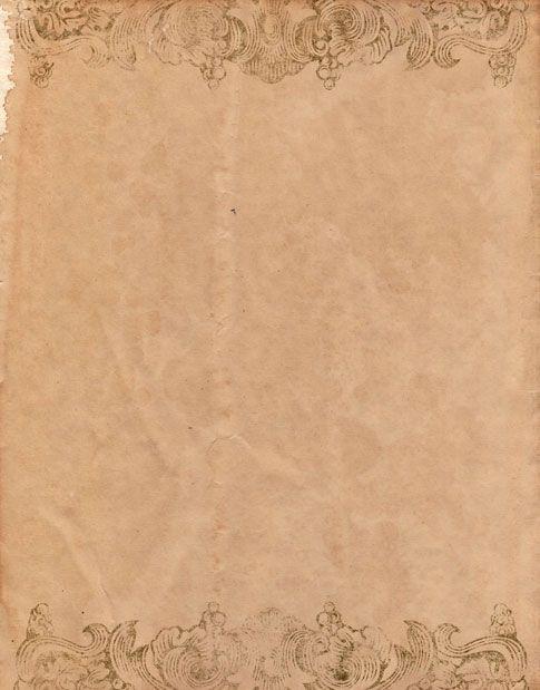 Gratis Textura Martes: Ornamental Papel antiguo