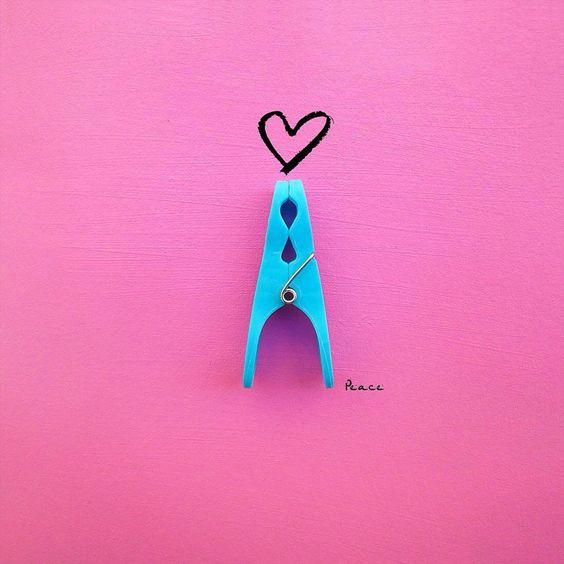 Nothing will ever come from hate, only love can bare fruit // El odio nada engendra, sólo el amor es fecundo.  #PeaceForParis #parisattacks #prayfortheworld