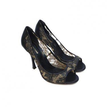 Zapatos Sergio Rossi y bolsito Tod's – Marbella Chic Vintage