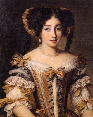 1670ca. Principessa Laura Caterina Altieri  by Jacob Ferdinand Voet (Museo del Settecento Veneziano, Venizia)