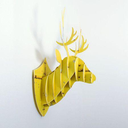 Troféu PVC Cervo Industrial G