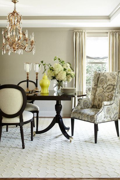 Beautiful Dining Rooms Beehive And Trays On Pinterest