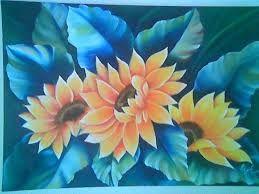 Resultado de imagen de imagenes de girasoles para cuadros