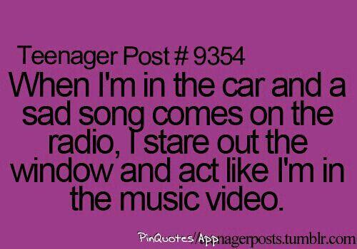 I do this allot