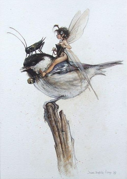 Academy of Art Character and Creature Design Notes: Jean-Baptiste Monge
