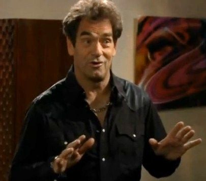Huey Lewis and Amy Yasbeck are guests stars on tonight's ...