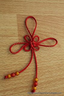 Chinese New Year Lanterns 红包灯笼手工制作: How to make this simple Chinese Auspicious Knot 吉祥结 in only 3 minutes!