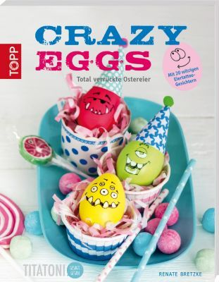 "Buch ""Crazy Eggs"" € 9,99"