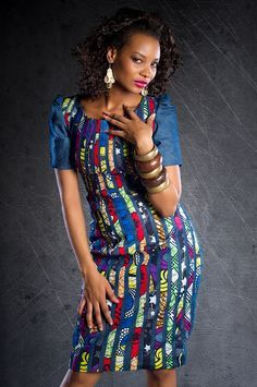 Fashion Design Clothing | ... KITENGE COLLECTION | CIAAFRIQUE ™ | AFRICAN FASHION-BEAUTY-STYLE