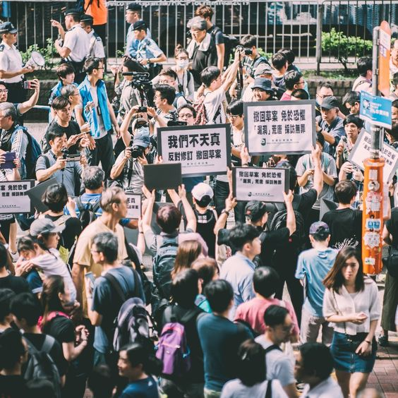 Defying Mass Protest, Hong Kong Retains Extradition Bill – June 10, 2019 | OZY | + Opinion