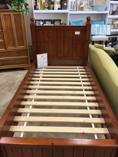 SOLD Twin Size Pottery Barn Bed NOW $299