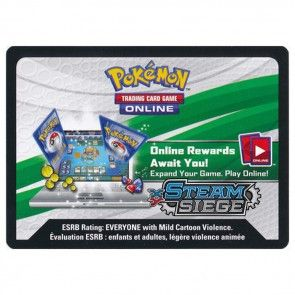 Pokemon TCG Online Code - XY Steam Siege