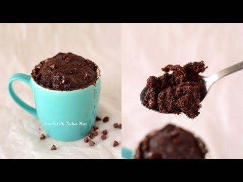 2 Minute Microwave Mug Cake Recipe Eggless Chocolate Mug Cake In 2 Min Youtube In 2020 Mug Cake Microwave Cake Recipes Microwave Chocolate Cakes