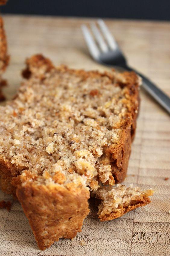 Apfel-Nuss-Kuchen #ichbacksmir #rührkuchen