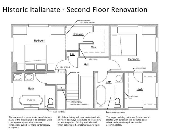 Italianate Victorian House Plans Historic Italianate House Plans