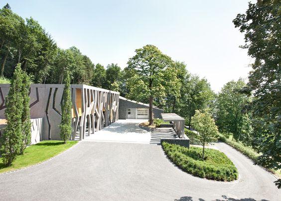 Weingut Schmidheiny #wine #architecture #switzerland