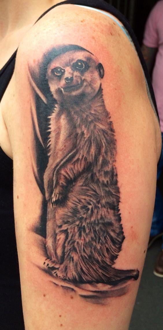 Erdm 228 Nnchen Tattoo Pinterest
