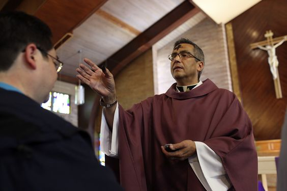 Revered San Antonio priest Father Eddie Bernal died Sunday evening at 66 years old, according to the Archdiocese of San Antonio.