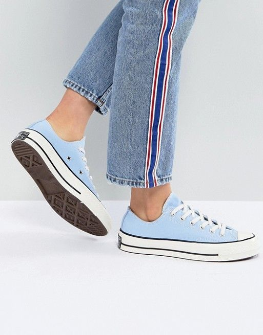 Converse Chuck 70 In Baby Blue $78.00